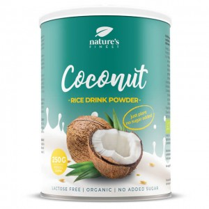 Rice drink - cocco - per bevanda istantanea - bio - 250g