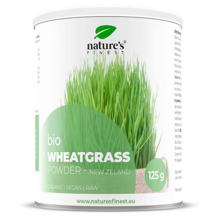 Erba di grano - bio - 125g