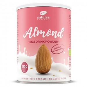 Rice drink - mandorla - per bevanda istantanea - bio - 250g