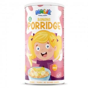 Porridge - banana - bio - 250g