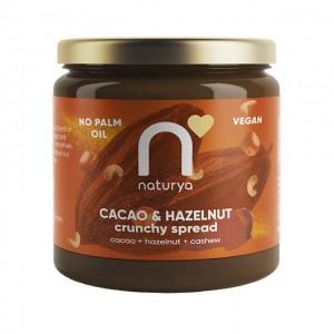 Crema croccante - nocciole e cacao - 170g