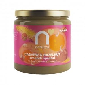 Crema liscia - anacardi e nocciole - 170g