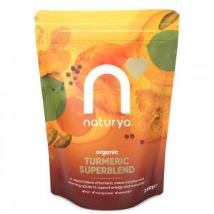 Curcuma superblend - chai di curcuma - bio  - 250g