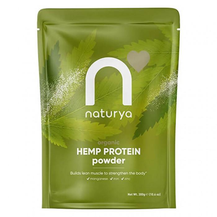 Proteine della canapa al 57% - ultra fine (lisce) - bio - 300g