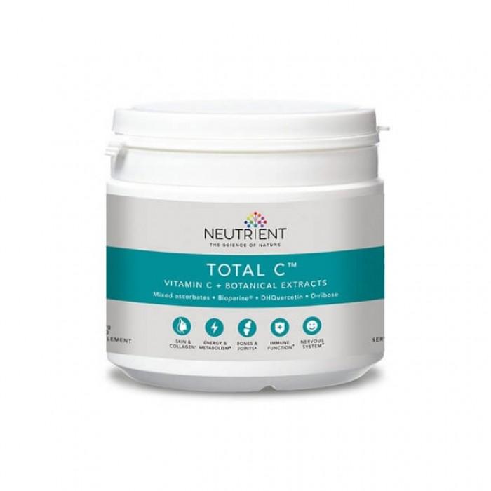 Neutrient total C - vitamina C - 300g
