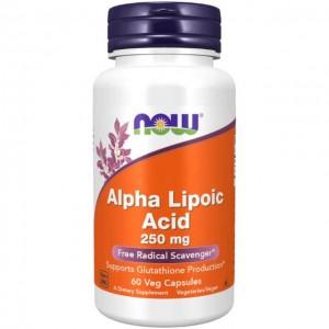 Acido alfa lipoico - 250mg - 60 vcaps