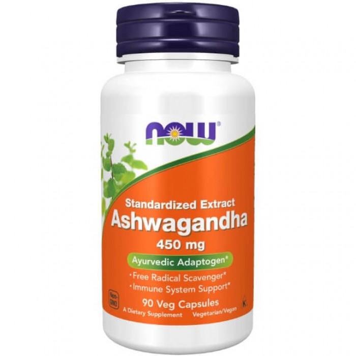 Ashwagandha extract - 450mg - 90 vcaps