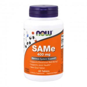 SAMe - 400mg - 60 tablets