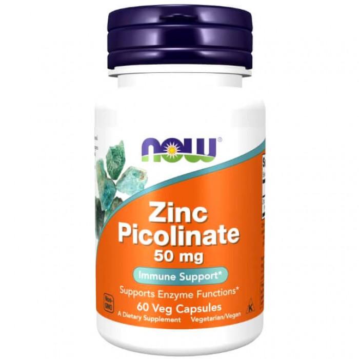 Zinco picolinato - 50mg - 60 vcaps