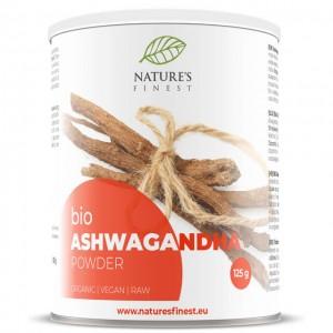 Ashwagandha - bio - 125g