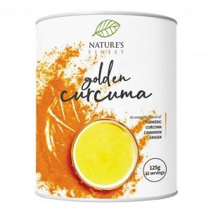 Golden curcuma - bevanda istantanea - bio - 125g