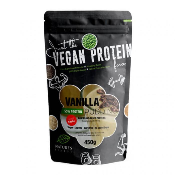 Pudding proteico alla vaniglia - 450g