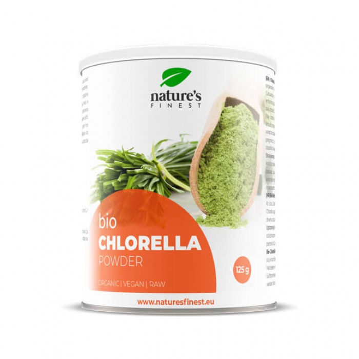 Chlorella - bio - 125g