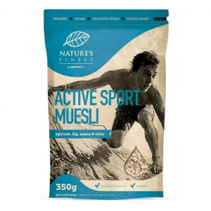 Muesli Active Sport - Bio - 350g