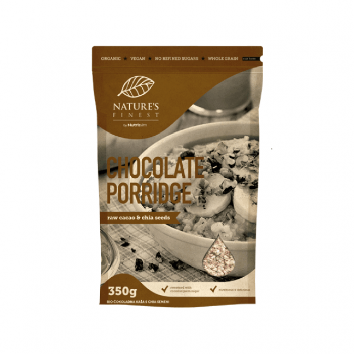 Porridge Chocolate & Chia - Bio - 350g