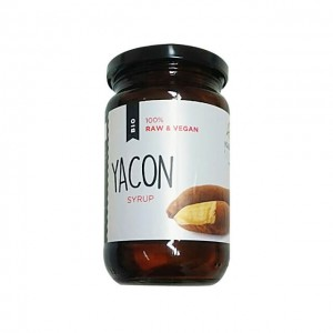 Sciroppo di yacon - bio - 370ml
