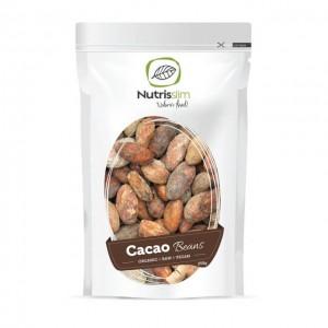 Fave (semi) di Cacao Crudo - Intere, BIO - 250g