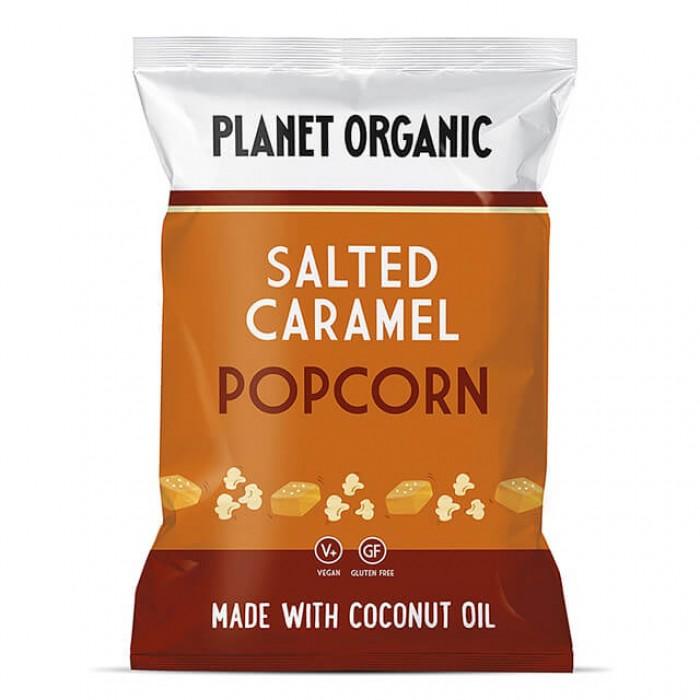 Popcorn - caramello salato - bio - 20g