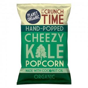Popcorn - cheezy kale - 20g
