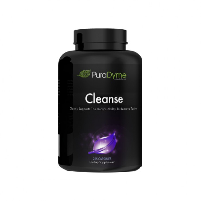 Cleanse capsule - Pulizia dell intestino a base di erbe - 225 caps