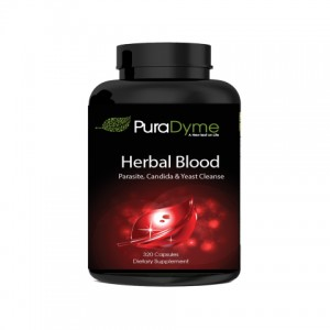 Herbal blood – antiparassitario del sangue a base di erbe - 320 caps