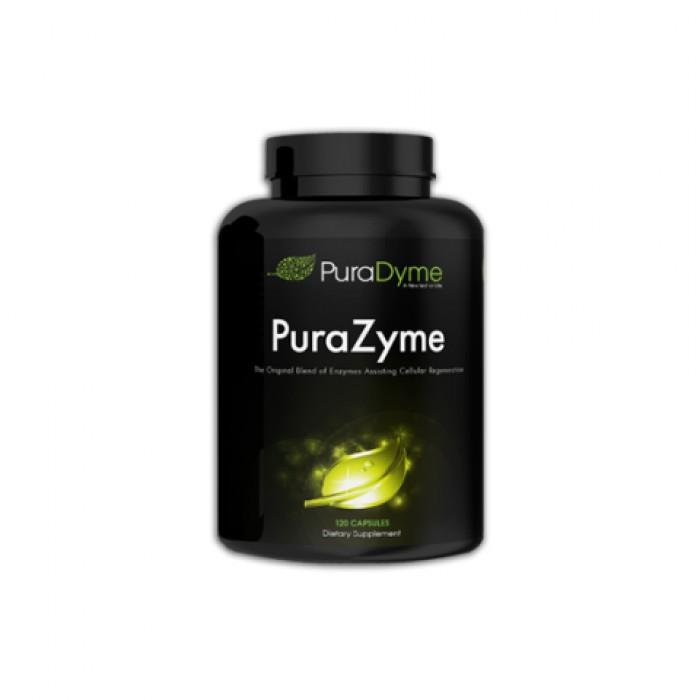 PuraZyme - rigenerazione cellulare - 120 caps