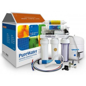 EC-106M-P - Sistema a osmosi inversa con pompa