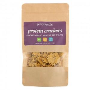 Protein crackers - anacardi e grano saraceno