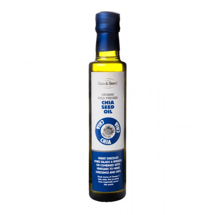 Olio di Semi di Chia - 250ml