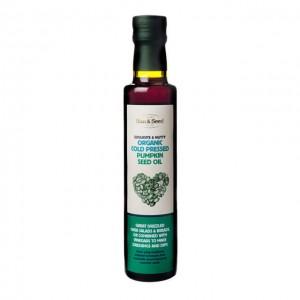 Olio di Semi di Zucca (spremuto a freddo) - 250ml