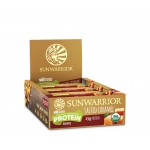 Sunwarrior Sol good barretta proteica - bio - Salted caramel - 12 pack