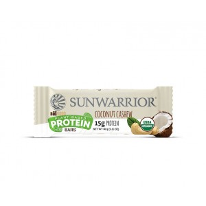 Sunwarrior Sol Good Barretta Proteica - Coconut Cashew