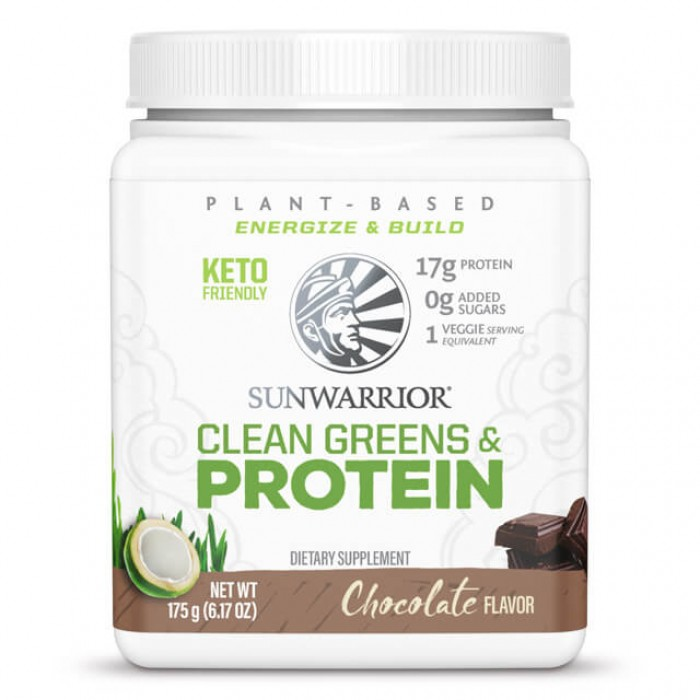 Clean greens & protein - chocolate - 175g