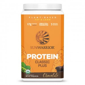 SUNWARRIOR Classic Plus Chocolate - 750g