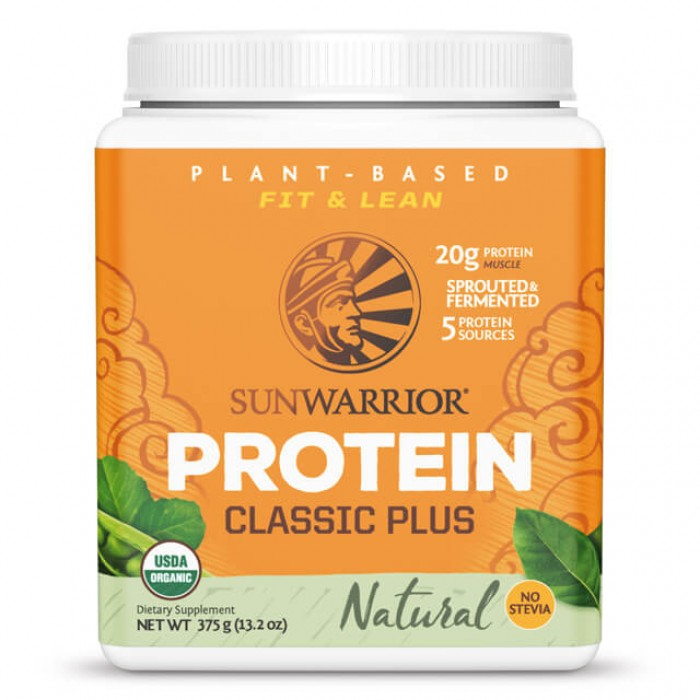 Sunwarrior Classic plus natural - bio - 375g
