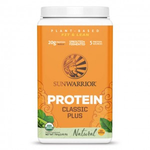 SUNWARRIOR Classic Plus Natural - 750g