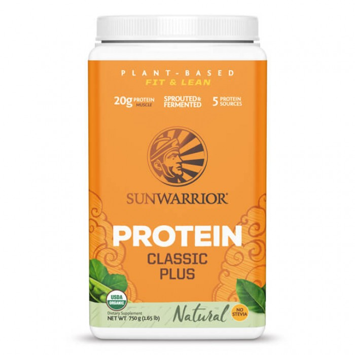 Sunwarrior Classic plus natural - bio - 750g