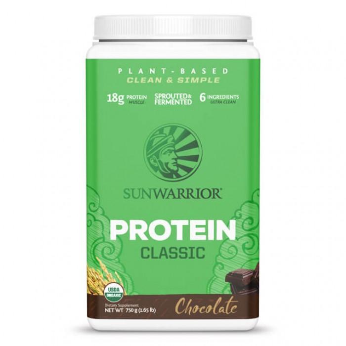 SUNWARRIOR Protein Chocolate - 750g