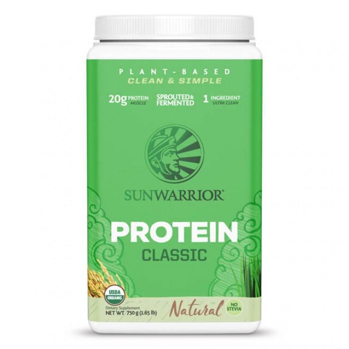 Sunwarrior Protein natural - bio - 750g