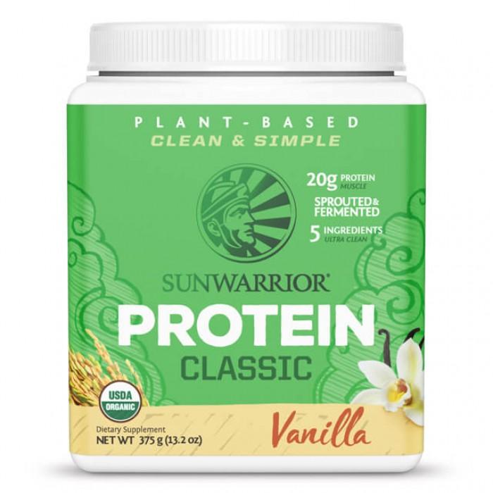 Sunwarrior Protein vanilla - bio - 375g