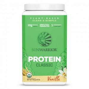 Sunwarrior Protein vanilla - bio - 750g