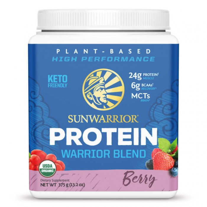 Sunwarrior Blend berry - bio - 375g