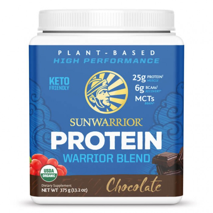 Sunwarrior Blend chocolate - bio - 375g