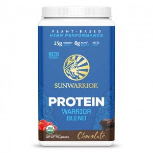 Sunwarrior Blend chocolate - bio - 750g