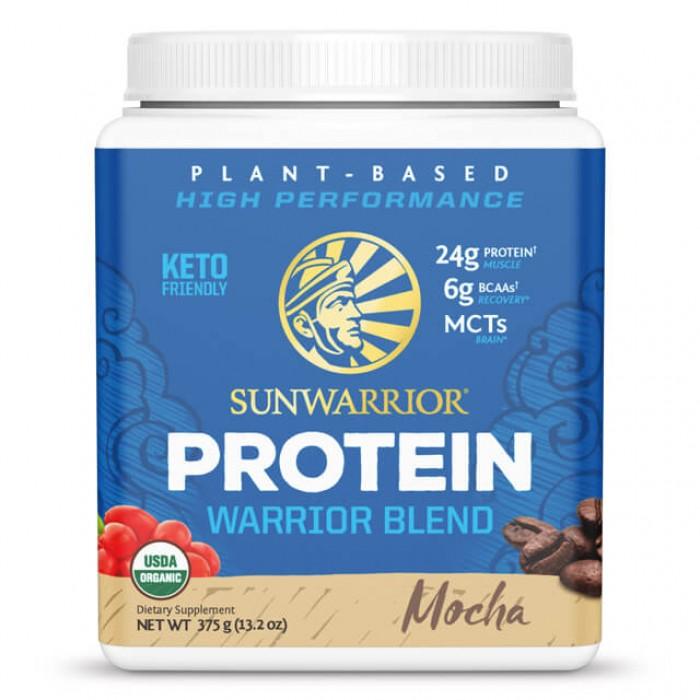Sunwarrior Blend mocha - bio - 375g