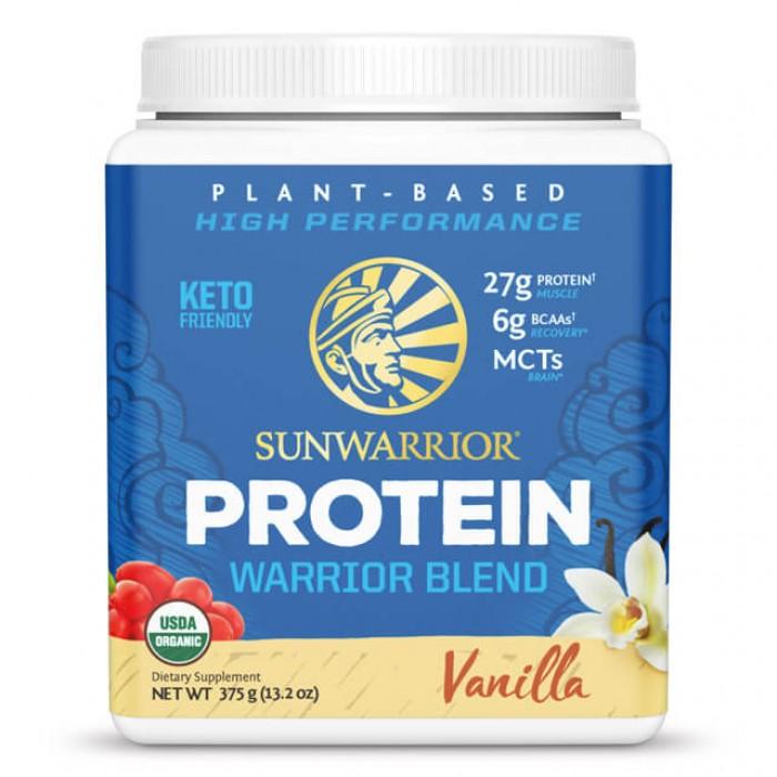 Sunwarrior Blend vanilla - bio - 375g