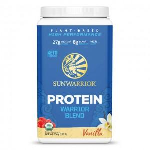 Sunwarrior Blend vanilla - bio - 750g