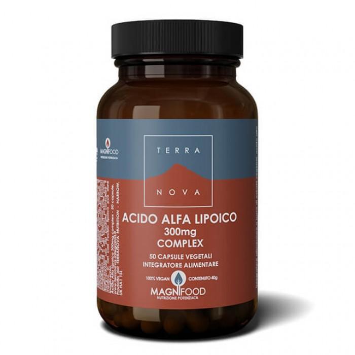 Acido alfa lipoico - complesso - 50 caps