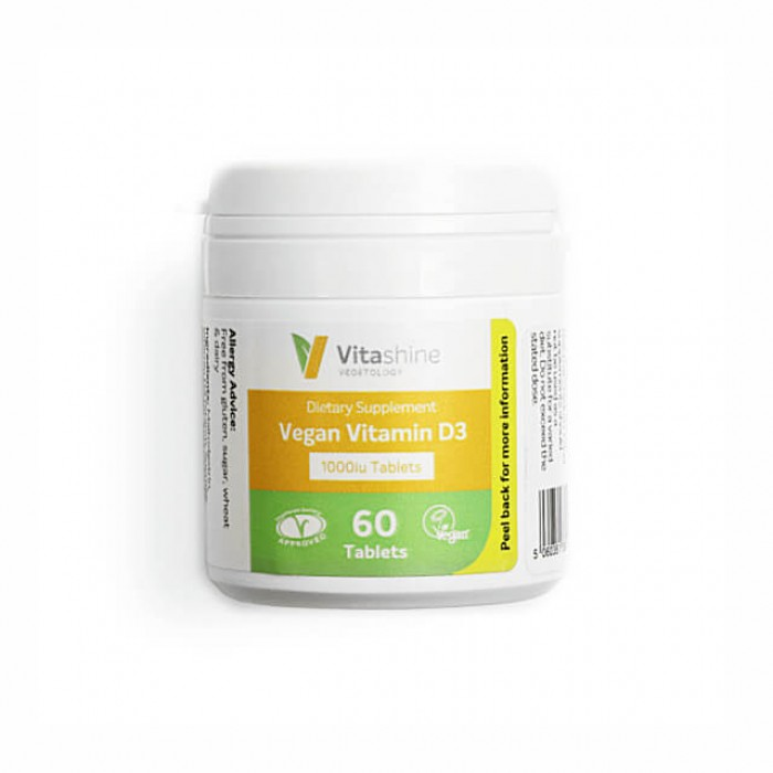 Vitamina D3 Vitashine - 1000IU
